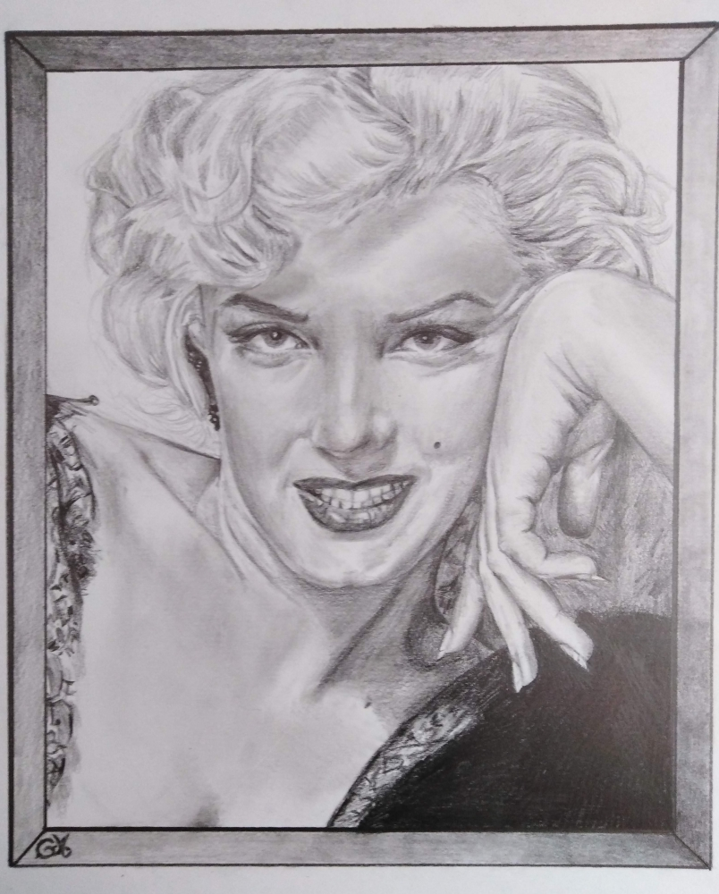 Marilyn Monroe by Gima10